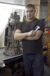 Частный мастер по ремонту АКПП Мерседес